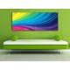 Color curves - színes ívek - vakrámára feszített vászonkép