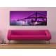 Brooklyn Bridge - purple ed. - New York Brooklyn bridge no. 100158
