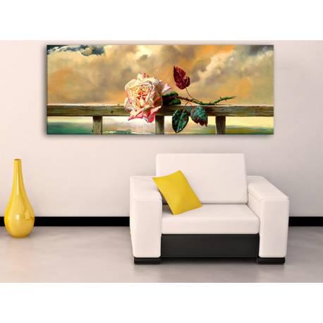 Rose in yellow storm - Rózsa a viharban - 100175