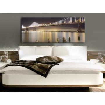 Nighttime bridge - éjszakai híd 100184