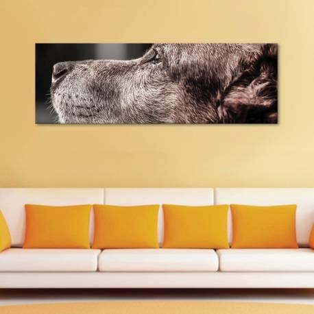 Faithfully - kutya - vászonkép