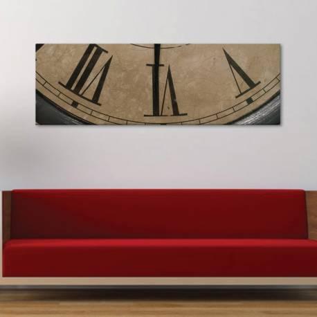 Stop the time - antik óra - vászonkép