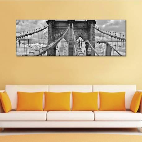 Brooklyn bridge - vászonkép