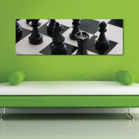 Chess army - sakk - vászonkép