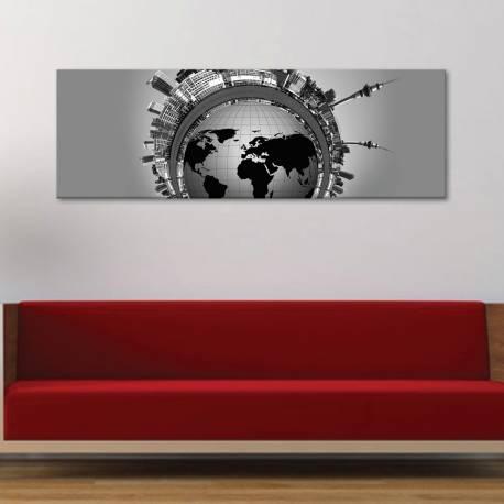 Around the world - föld körül - vászonkép