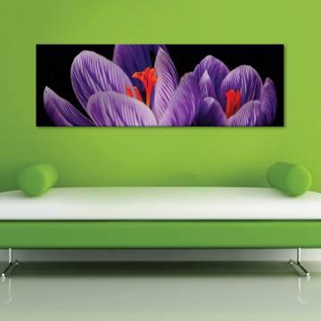 Fabulous flowers - virágok - vászonkép
