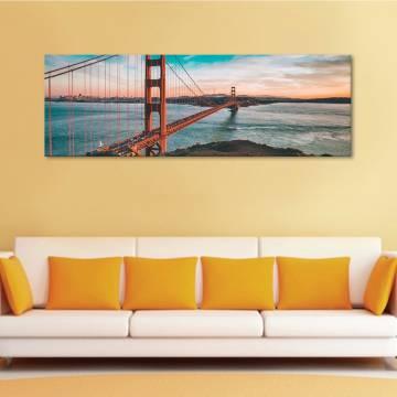 Goldengate bridge - vászonkép