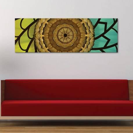 Absztract circle - vászonkép