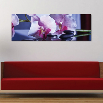 Orchid spa - Orchidea - vászonkép