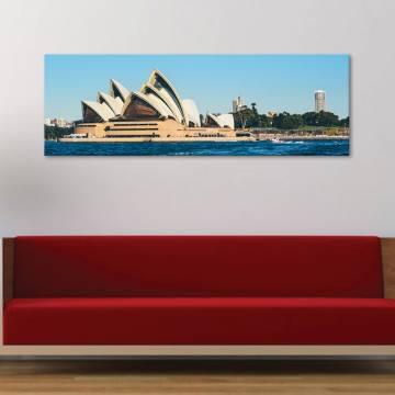 Love Opera - Sydney operaház vászonkép