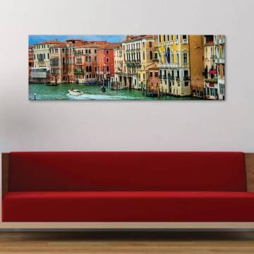 Venice laguna - Velencei laguna vászonkép