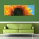 Beautiful sunflower - gyönyörû napraforgó vászonkép