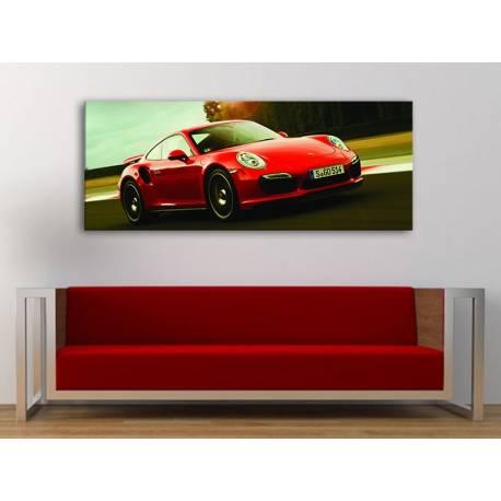 The classical - Porsche 911 - autó vászonkép 100286