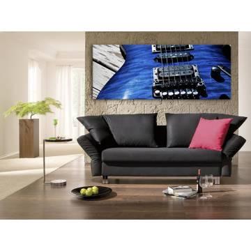 The Blue Guitar vászonkép 100343