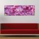Lilac sences - orgona illata - vászonkép