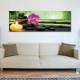 Relaxing spa - relax és orchidea - vászonkép