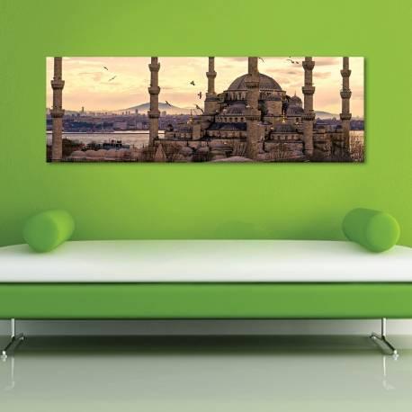 Mosques - mecsetek - vászonkép