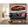 Lamborghini vászonkép 100407