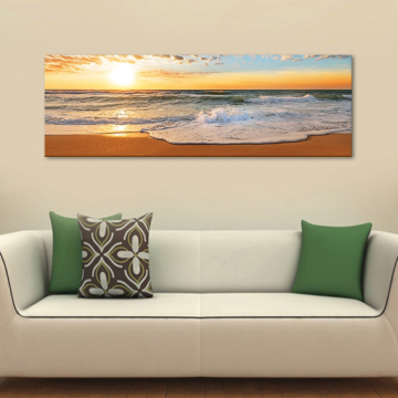 Waves of peace - a béke hullámai - vászonkép