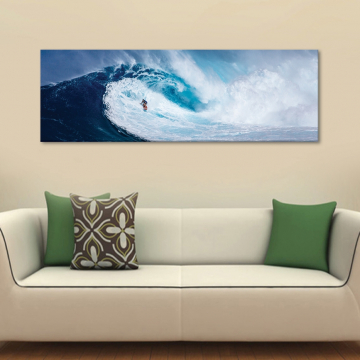 Under waves - az óceán hullámai - vászonkép
