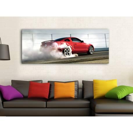 Drifting tires - autós vászonkép 100408