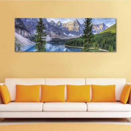 Beautiful view - Csodás kanyon - vászonkép