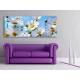 Beautyful Daisies - margaréta vászonkép 100423