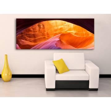 Golden Dunes - Arany Dünék - vászonkép 100481