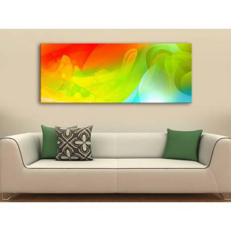 Coloursmoke - színes absztrakt - no. 100161