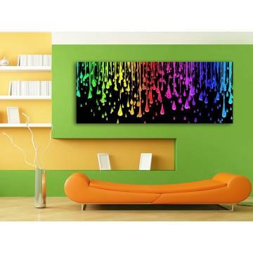 Color drops - színes cseppek - no. 100163