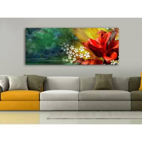 Abstract flowers - absztrakt virágok - no. 100165