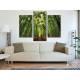 Három részes vászonkép - Fabulous bamboo forest - mesés bambusz erdõ vászonkép 3a-100385