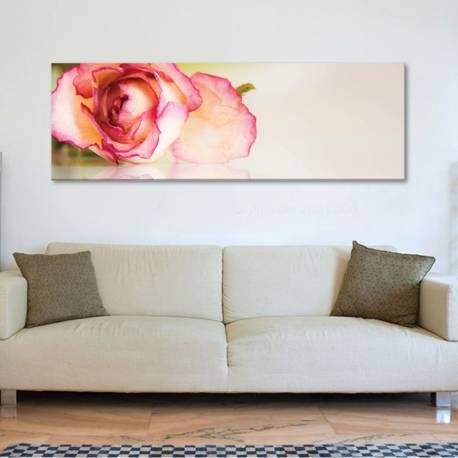 Beautyful rose petals - rózsa szírmok - vászonkép - 1