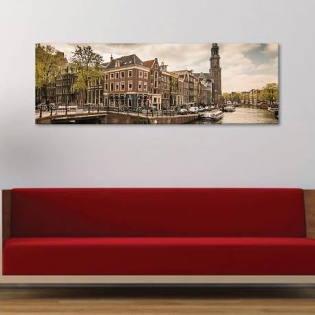 Amsterdam - vászonkép - 1