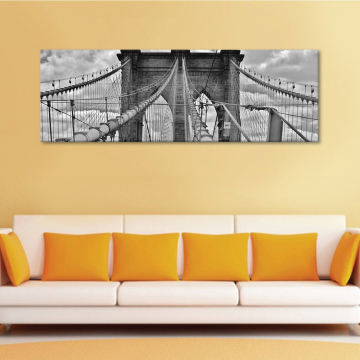 Brooklyn bridge - vászonkép