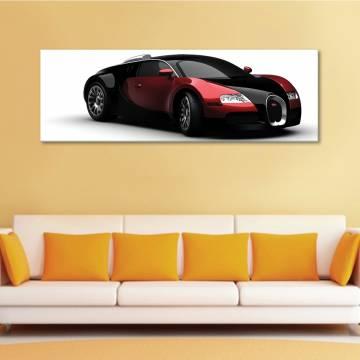 Bugatti - vászonkép