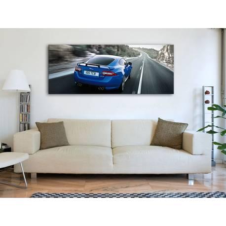 Jaguar xk rs5 - autós vászonkép 10025