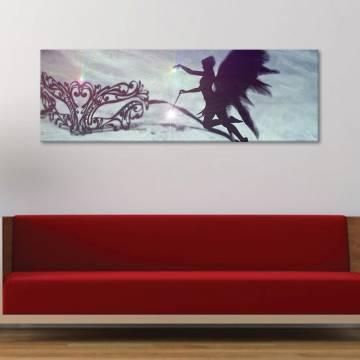 Angel - angyal - vászonkép