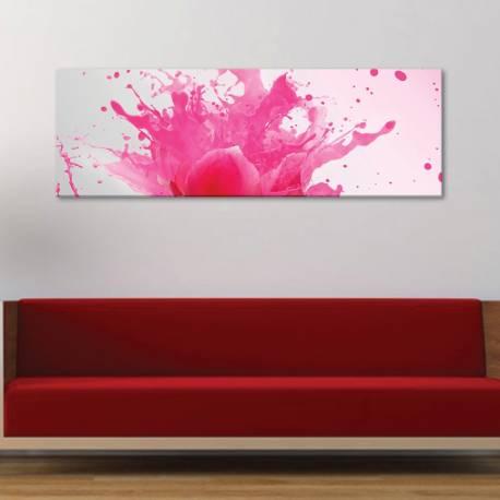 Rose splash - - vászonkép - 1