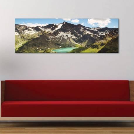 Fabulous mountain - hegyek - vászonkép