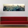 New York skyline - vászonkép - 1