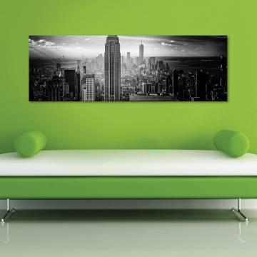 Empire State Building - Empire felhõkarcoló vászonkép