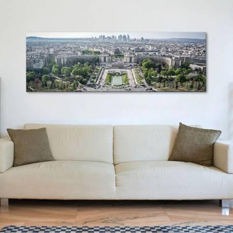 Paris Trocadéro - Trocadéro vászonkép