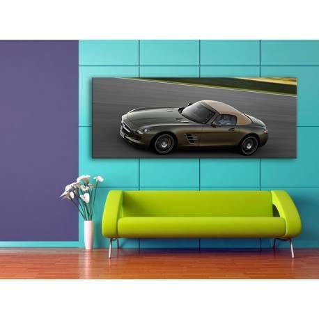 Classic - klasszikus autó vászonkép 100251