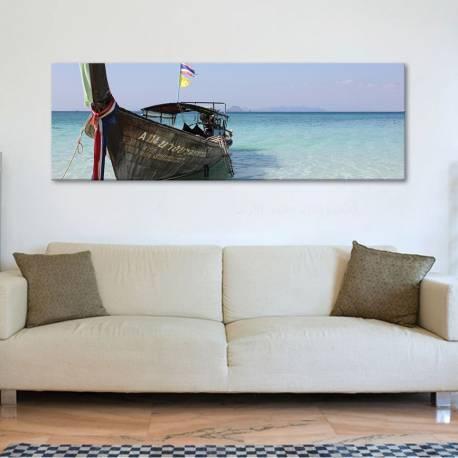 Relax time - nyugalom szigete vászonkép - 1