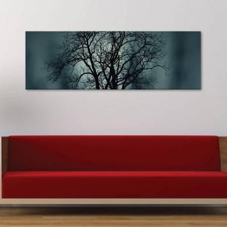 Hibernate tree - téli álom vászonkép