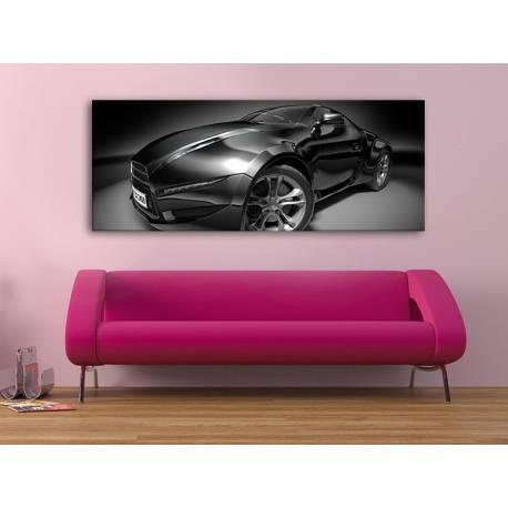 Muscle car - erő négy keréken - autós vászonkép 100261