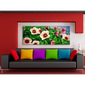 Flower beauty - a virág szépsége vászonkép 100268