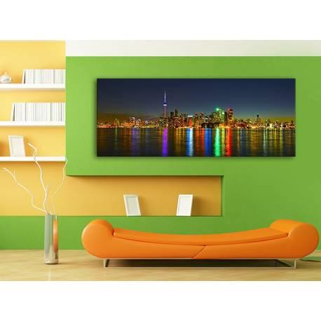 Colored reflexions of city - színes fények tükröződése 100330