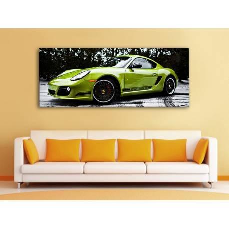 Porsche Cayman - autós vászonkép 100360